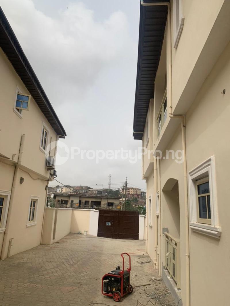 Flat / Apartment for rent Oke-Ira Ogba Lagos - 0