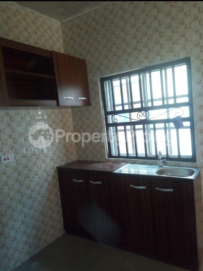 2 bedroom Blocks of Flats House for rent Shell Cooperative Estate,Off Old Opm site Eliozu Port Harcourt Rivers - 1