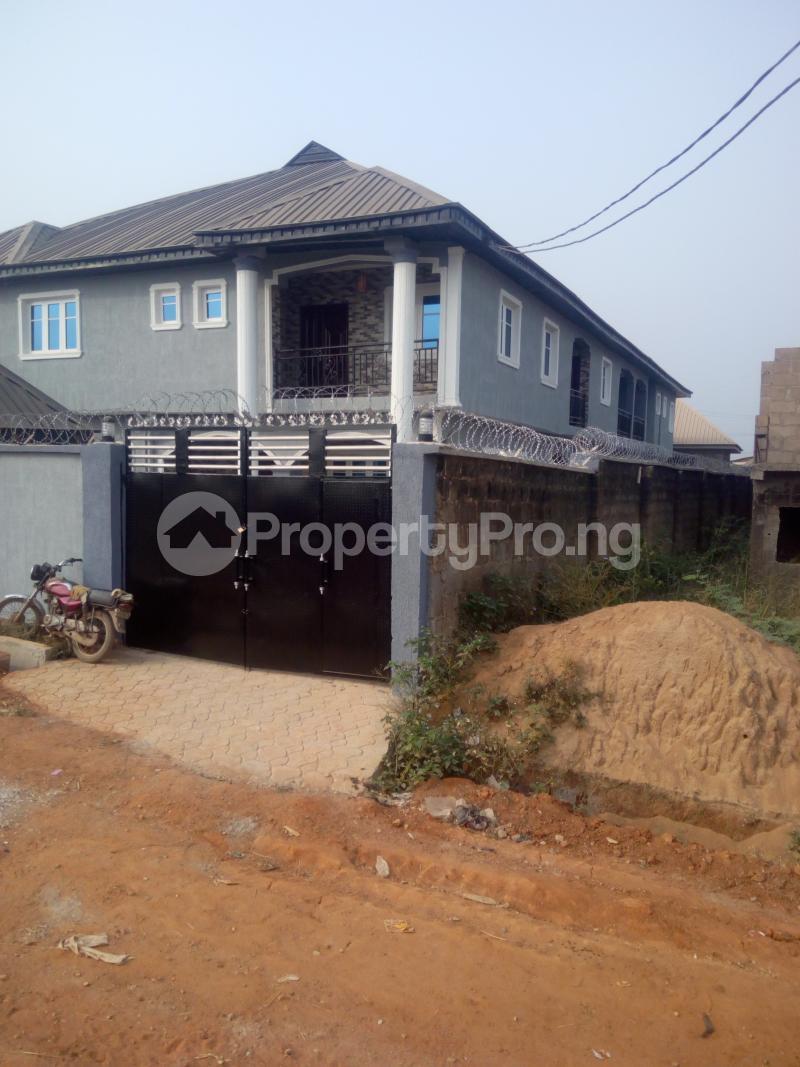 2 bedroom Blocks of Flats House for rent Kajola, Off Lagos Ibadan Express Way, Ogun State Kajola Obafemi Owode Ogun - 0