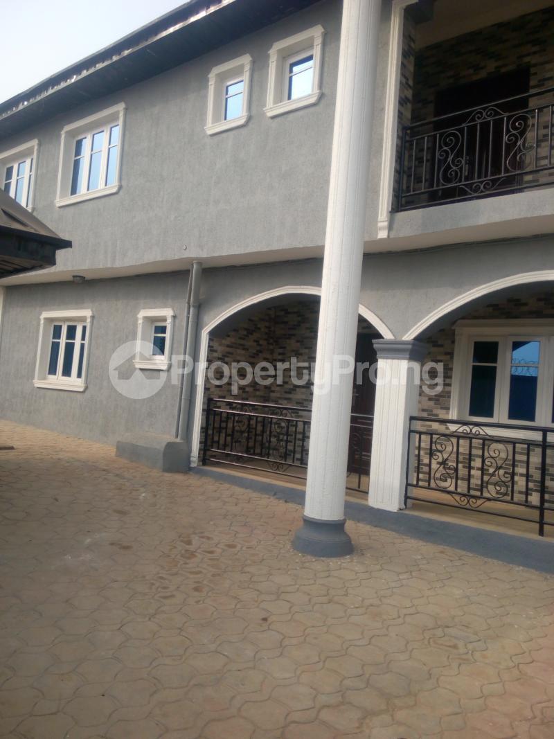 2 bedroom Blocks of Flats House for rent Kajola, Off Lagos Ibadan Express Way, Ogun State Kajola Obafemi Owode Ogun - 1