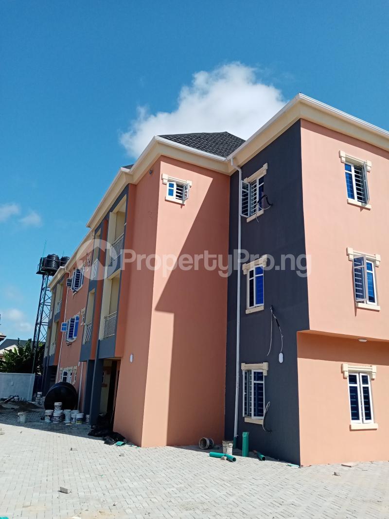 2 bedroom Flat / Apartment for rent Ocean Palm Estate Olokonla Ajah Lagos - 4