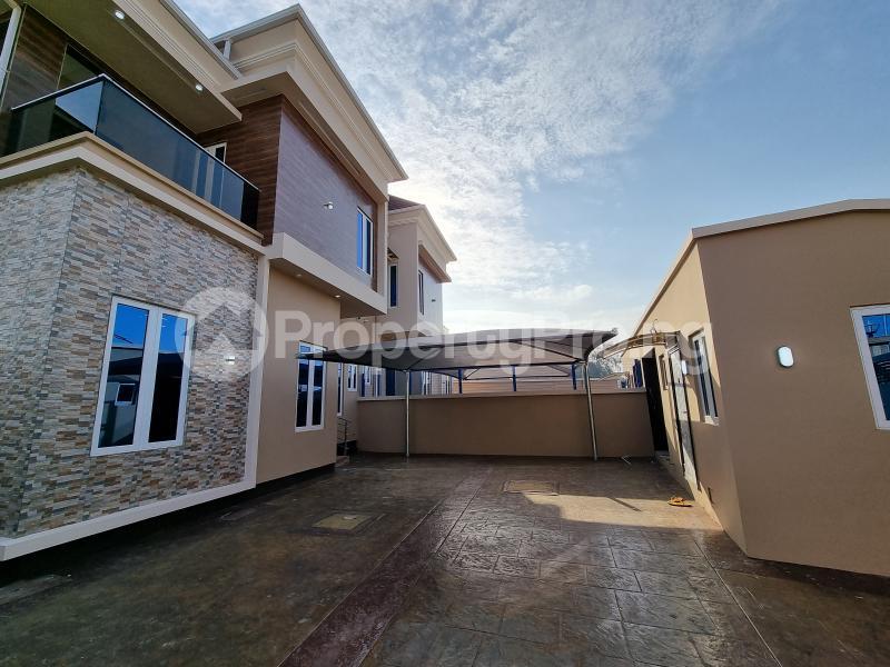 3 bedroom Terraced Duplex for rent Gra Sagamu Sagamu Ogun - 32