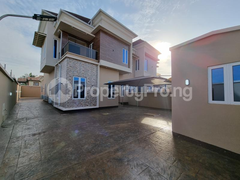 3 bedroom Terraced Duplex for rent Gra Sagamu Sagamu Ogun - 3