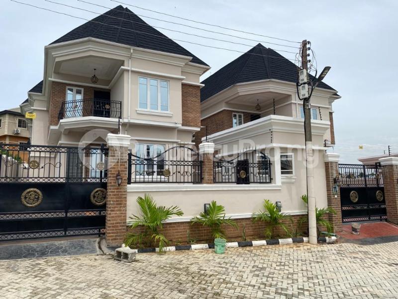 5 bedroom Detached Duplex House for rent Inside Magodo Magodo Kosofe/Ikosi Lagos - 0
