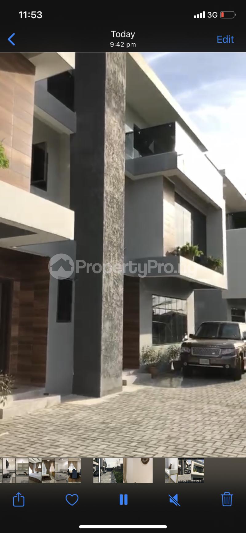 5 bedroom Semi Detached Duplex House for shortlet ONIRU Victoria Island Lagos - 28