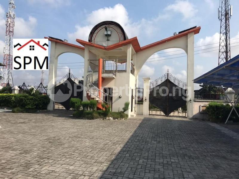 5 bedroom Detached Duplex for sale Transamadi,odiliroad Trans Amadi Port Harcourt Rivers - 1