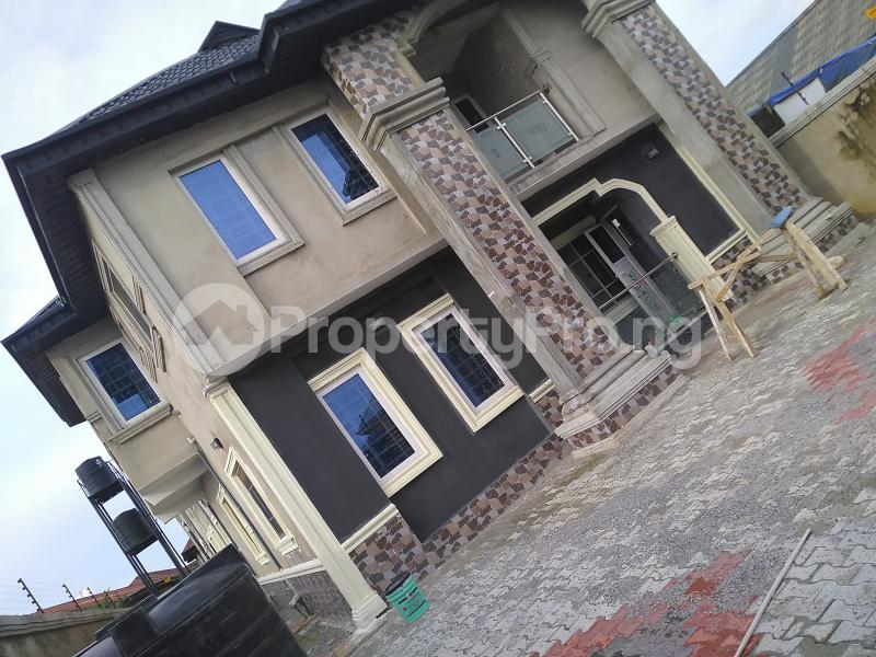 2 bedroom Shared Apartment Flat / Apartment for rent Abiola farm estate Ayobo Ipaja Lagos - 0