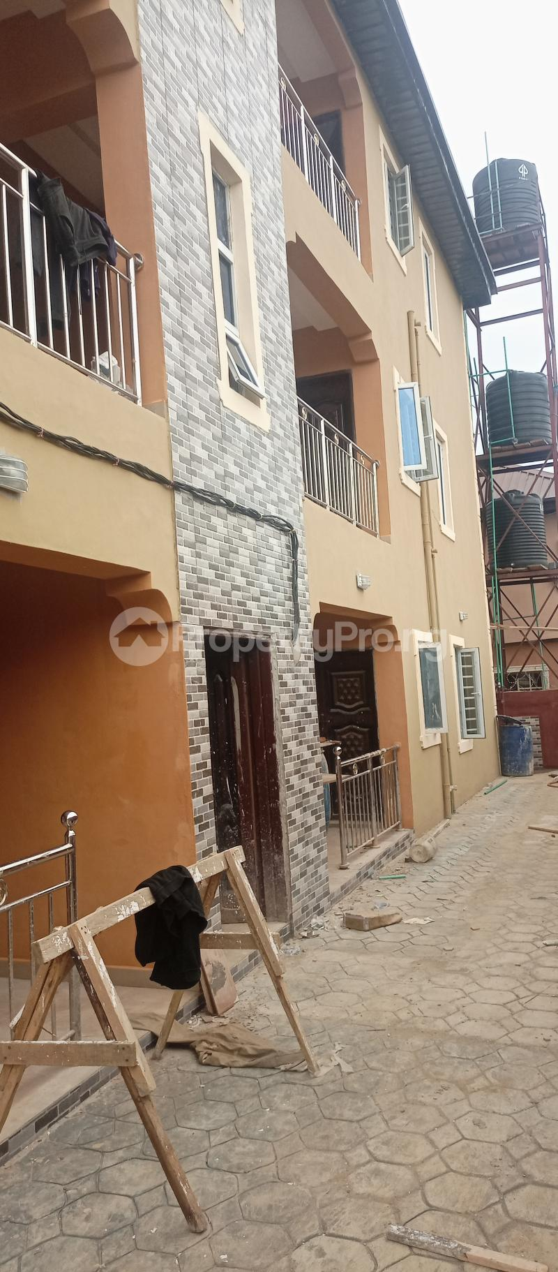 2 bedroom Flat / Apartment for rent Peace Estate Baruwa Ipaja Road Lagos Baruwa Ipaja Lagos - 0