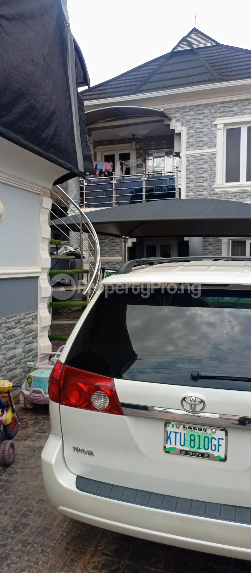 2 bedroom Blocks of Flats for rent Peace Estate Baruwa Ipaja Road Lagos Baruwa Ipaja Lagos - 1