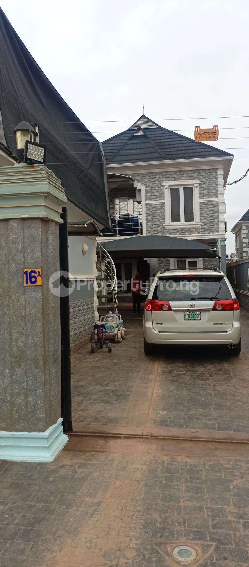 2 bedroom Blocks of Flats for rent Peace Estate Baruwa Ipaja Road Lagos Baruwa Ipaja Lagos - 0