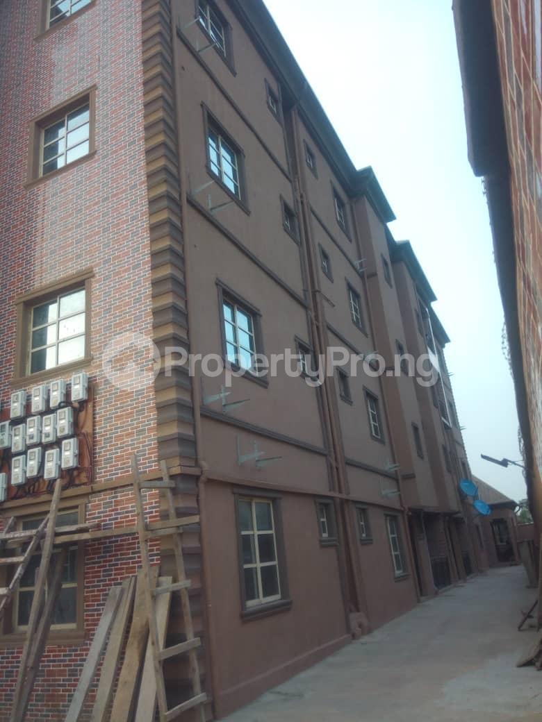 2 bedroom Flat / Apartment for rent Hy Ebute Metta Yaba Lagos - 8