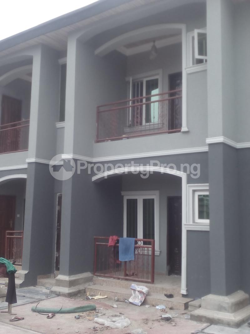 2 bedroom Flat / Apartment for rent Behind Nysc camp  orile agege Agege Lagos - 0