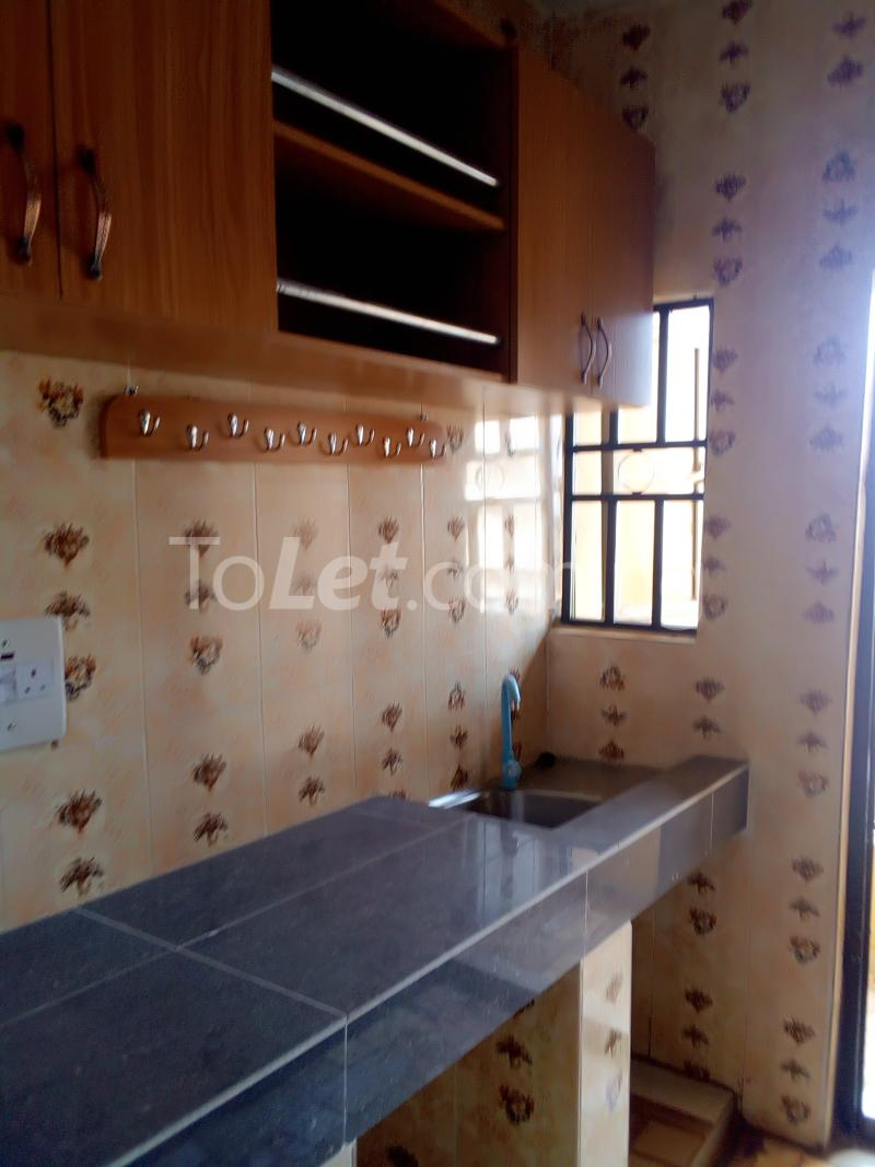2 bedroom Flat / Apartment for rent Alhaji basiru Oke-Afa Isolo Lagos - 1