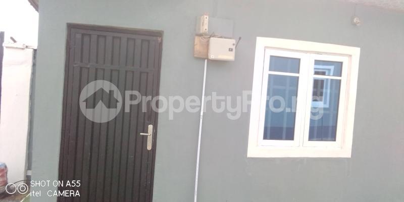 2 bedroom Semi Detached Bungalow House for rent 2 storey baruwa Baruwa Ipaja Lagos - 17