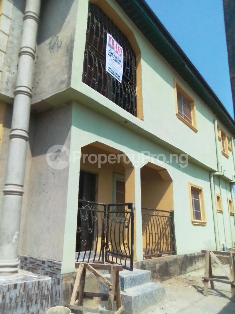 Boys Quarters Flat / Apartment for rent Idafa Road before excellent hotel, Maya Ikorodu Maya Ikorodu Lagos - 1