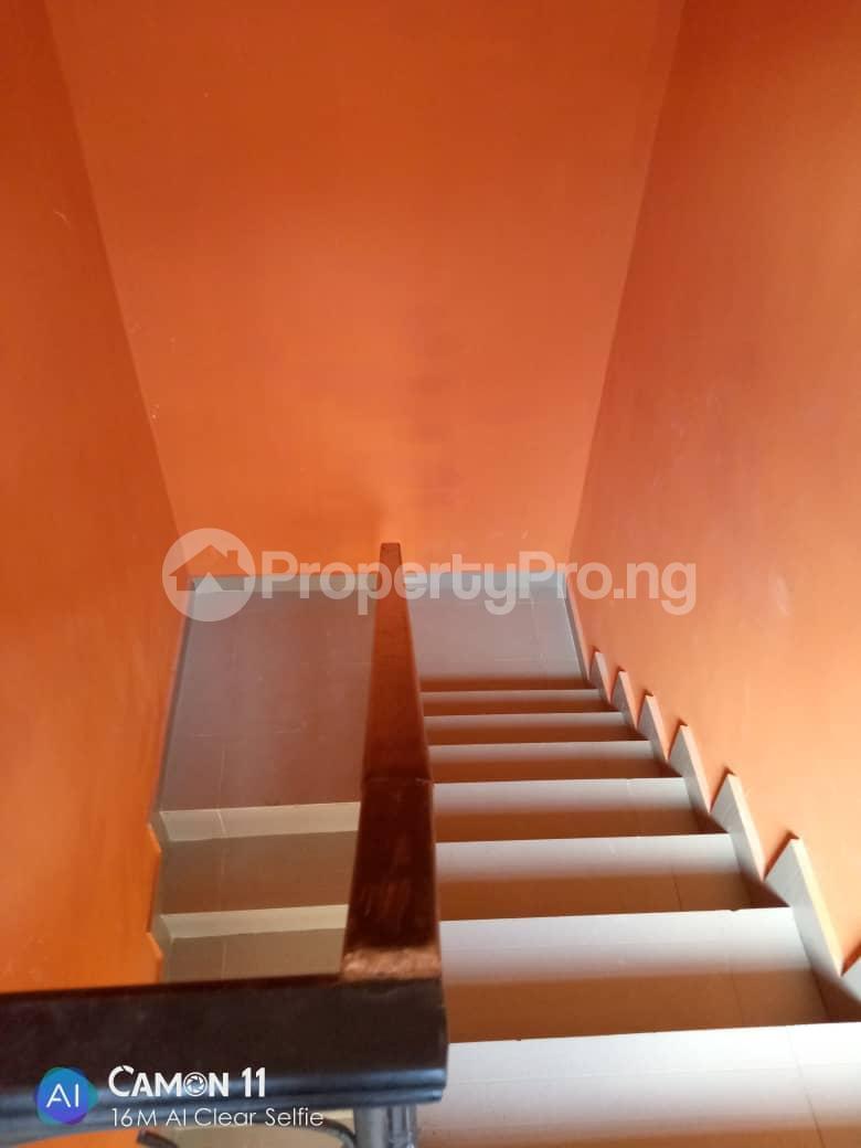 2 bedroom Blocks of Flats House for rent Ogba oke ira off Ajayi road. Oke-Ira Ogba Lagos - 0