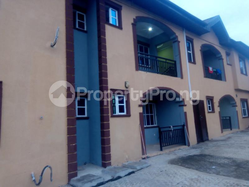 2 bedroom Flat / Apartment for rent Odutola estate command Abule Egba Abule Egba Lagos - 2