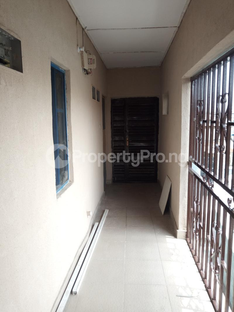 2 bedroom Flat / Apartment for rent Car wash bus stop, oworo Kosofe Kosofe/Ikosi Lagos - 2