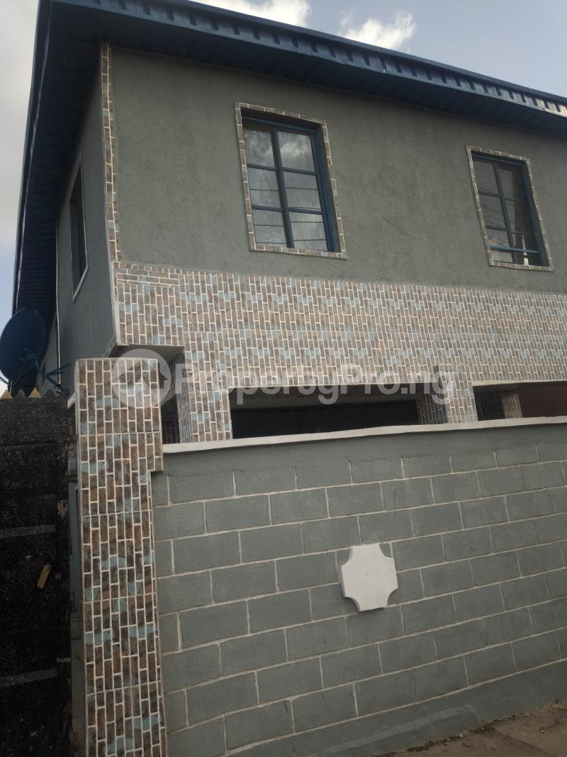2 bedroom Flat / Apartment for rent Car wash bus stop, oworo Kosofe Kosofe/Ikosi Lagos - 0