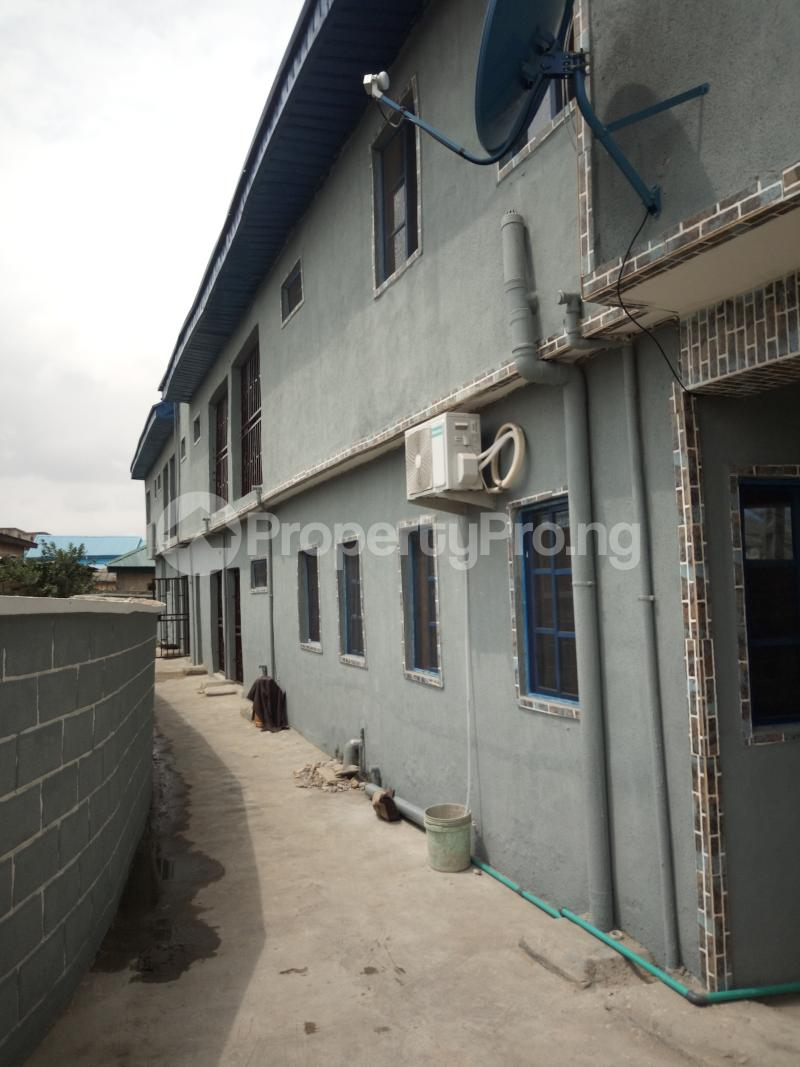 2 bedroom Flat / Apartment for rent Car wash bus stop, oworo Kosofe Kosofe/Ikosi Lagos - 1