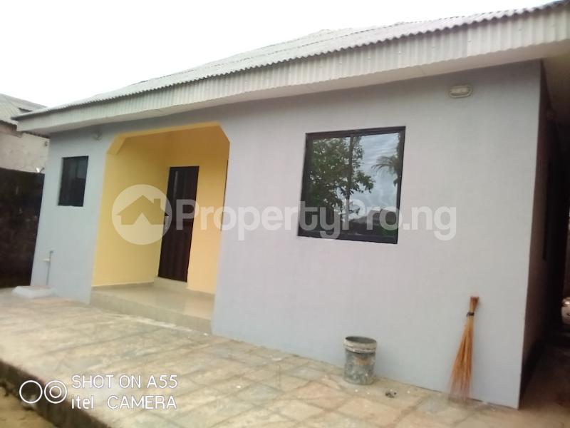 2 bedroom Semi Detached Bungalow House for rent Baba Abu bustop Ayobo Ipaja Lagos - 2