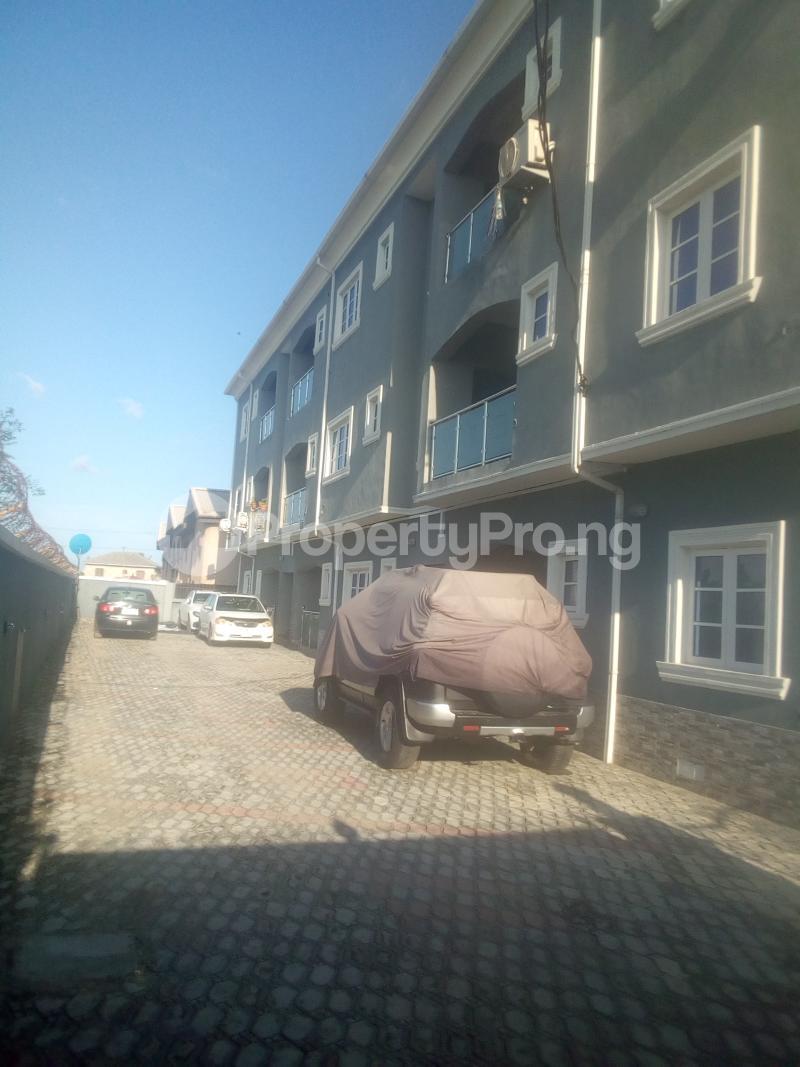 2 bedroom Blocks of Flats House for rent Salvation Estate Ado Ajah Lagos - 1