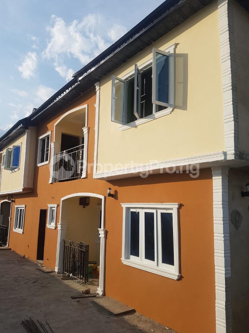 2 bedroom Blocks of Flats House for rent Kasumi Estate  Akala Express Ibadan Oyo - 0