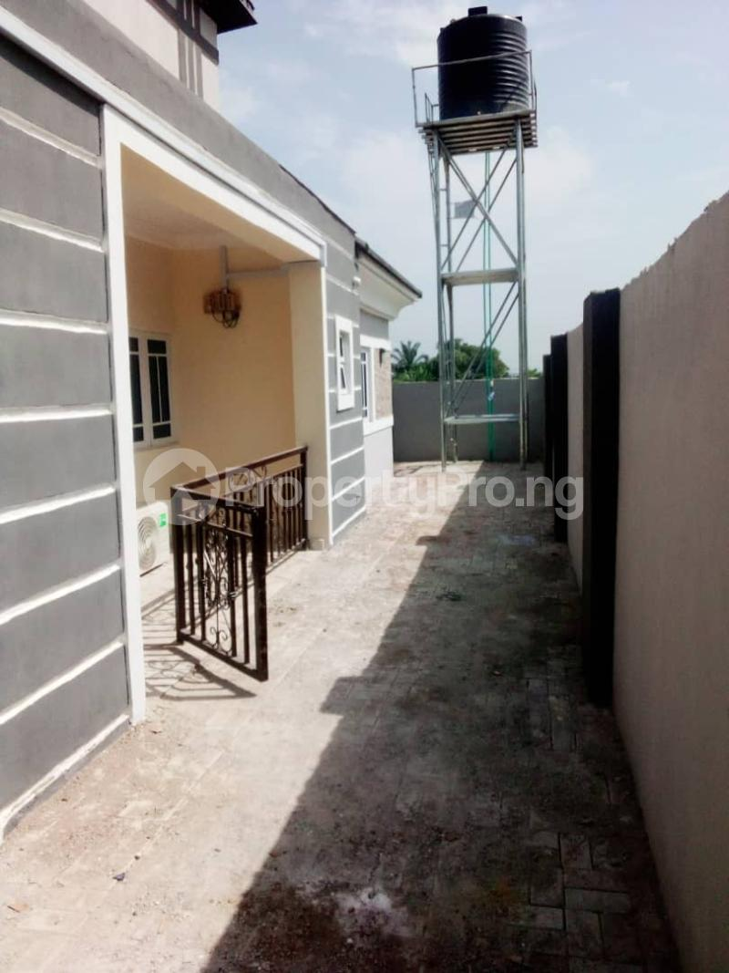 2 bedroom Blocks of Flats House for rent Olohunda Estate  Akobo Ibadan Oyo - 0