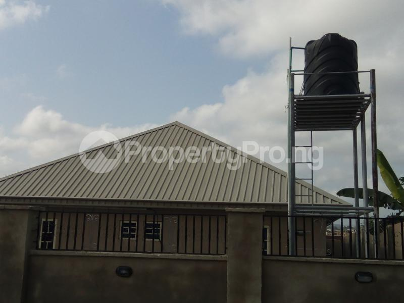 2 bedroom Shared Apartment Flat / Apartment for rent Commissioner road gbekuba, Ibadan. Idishin Ibadan Oyo - 1