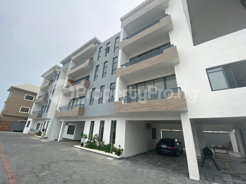 3 bedroom Flat / Apartment for sale Lekki Ikate Lekki Lagos - 14