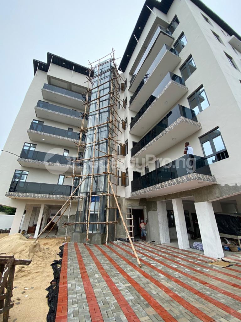 3 bedroom Flat / Apartment for rent Lekki Lekki Phase 1 Lekki Lagos - 13
