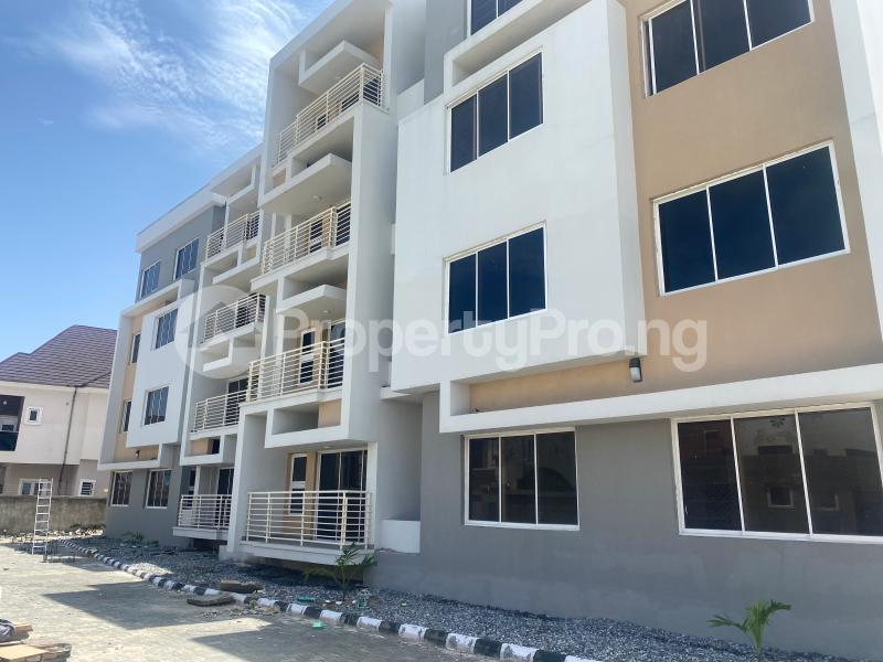 3 bedroom Blocks of Flats for sale Chevron Toll Gate Rhs chevron Lekki Lagos - 1