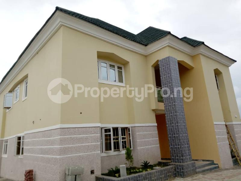 3 bedroom Mini flat Flat / Apartment for rent An estate very close to Sunnyvale with constant light Lokogoma Abuja - 9