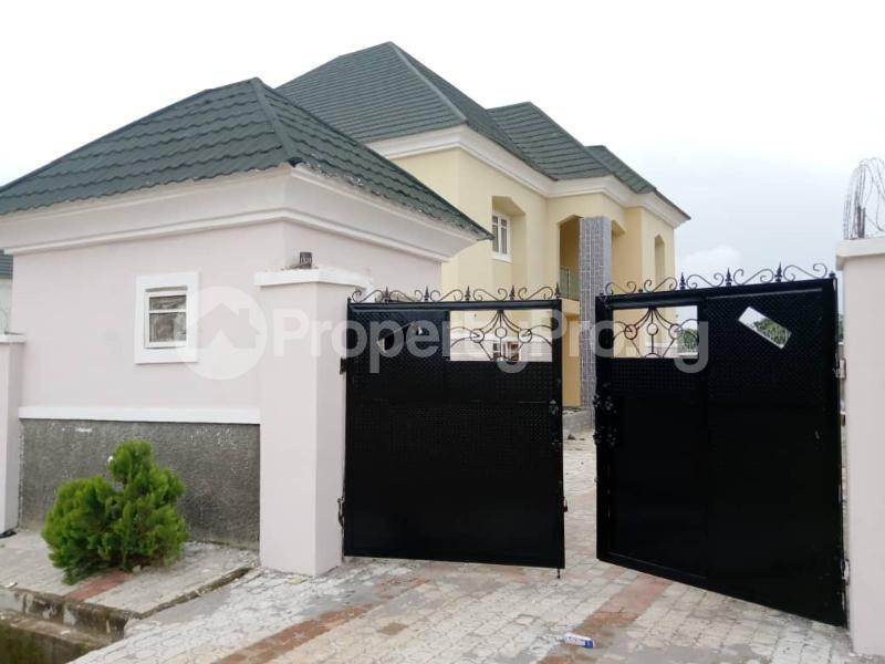 3 bedroom Mini flat Flat / Apartment for rent An estate very close to Sunnyvale with constant light Lokogoma Abuja - 18