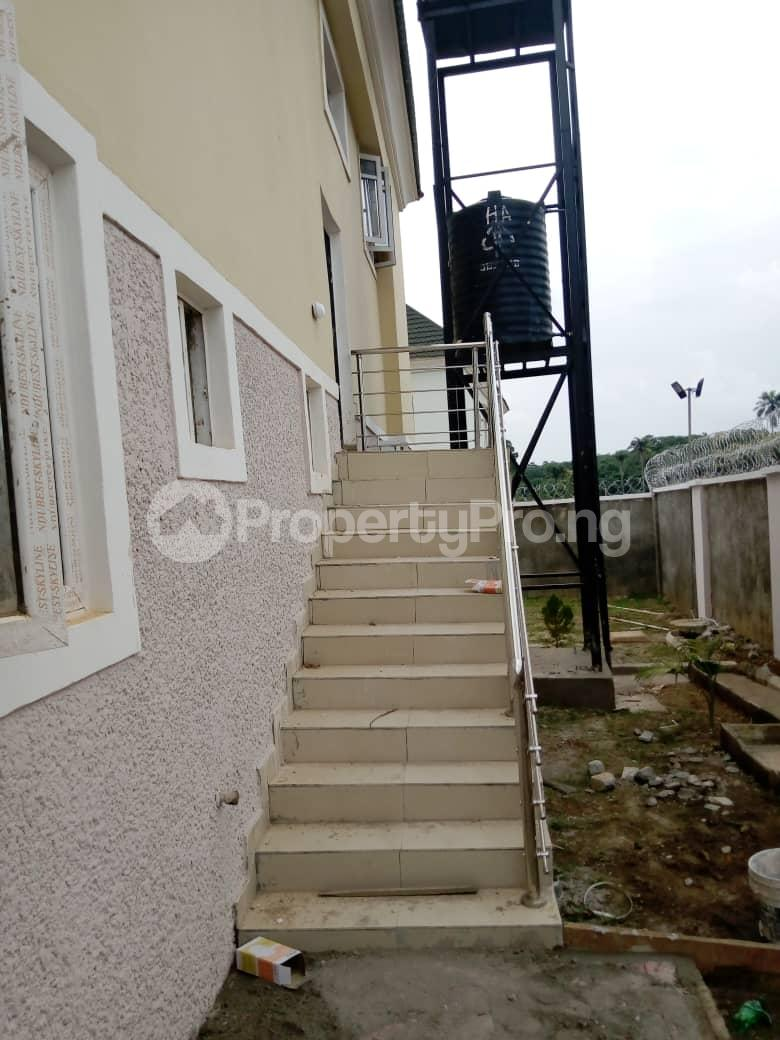 3 bedroom Mini flat Flat / Apartment for rent An estate very close to Sunnyvale with constant light Lokogoma Abuja - 8