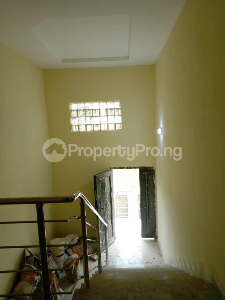 3 bedroom Mini flat Flat / Apartment for rent An estate very close to Sunnyvale with constant light Lokogoma Abuja - 0