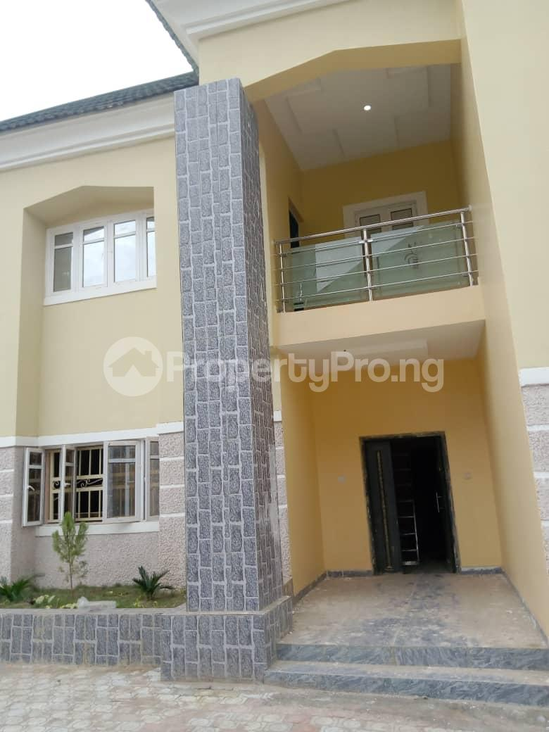 3 bedroom Mini flat Flat / Apartment for rent An estate very close to Sunnyvale with constant light Lokogoma Abuja - 3