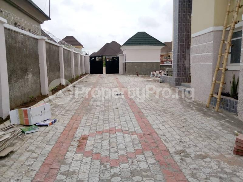 3 bedroom Mini flat Flat / Apartment for rent An estate very close to Sunnyvale with constant light Lokogoma Abuja - 16