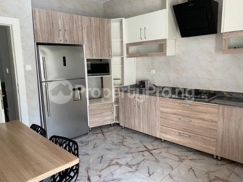 3 bedroom Detached Duplex for shortlet Conservation Road chevron Lekki Lagos - 16