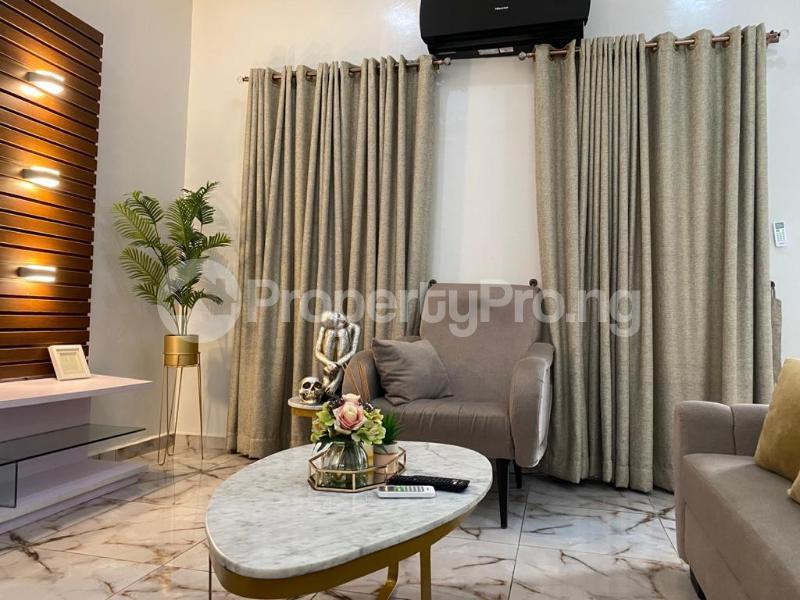 3 bedroom Detached Duplex for shortlet Conservation Road chevron Lekki Lagos - 3