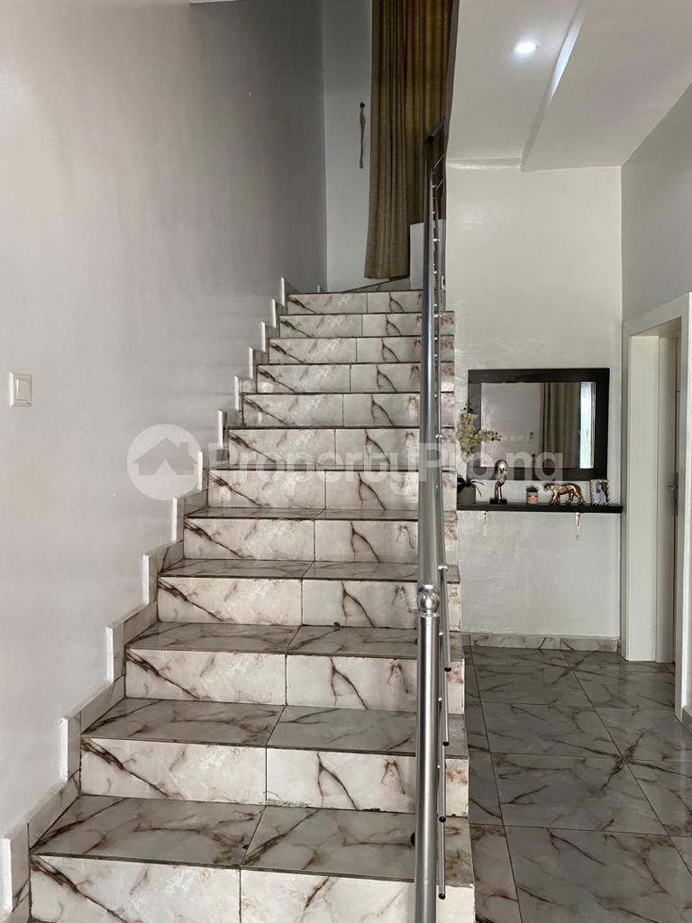 3 bedroom Detached Duplex for shortlet Conservation Road chevron Lekki Lagos - 7