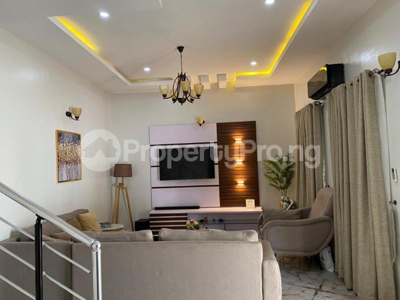 3 bedroom Detached Duplex for shortlet Conservation Road chevron Lekki Lagos - 6