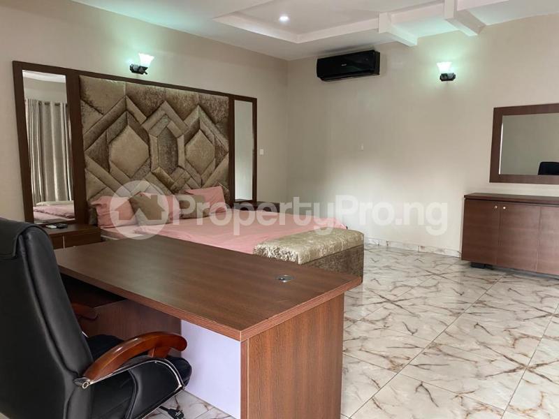3 bedroom Detached Duplex for shortlet Conservation Road chevron Lekki Lagos - 0
