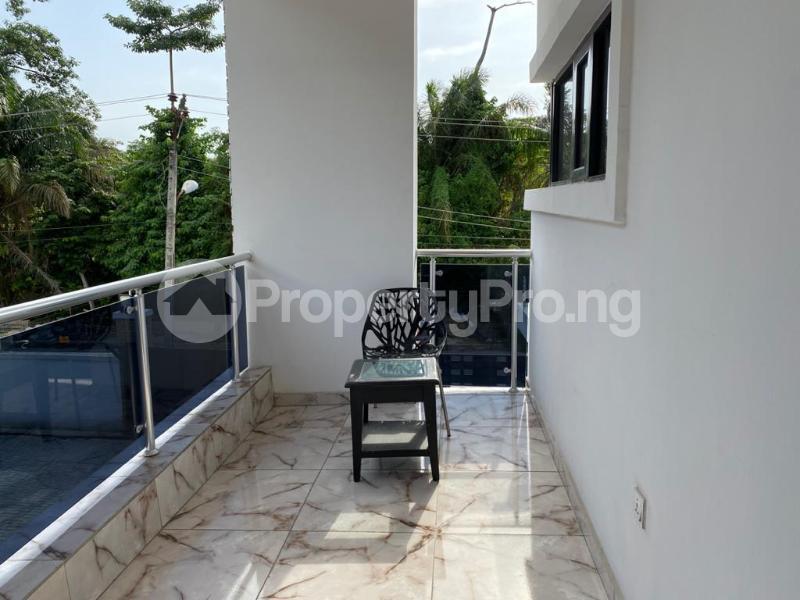 3 bedroom Detached Duplex for shortlet Conservation Road chevron Lekki Lagos - 2