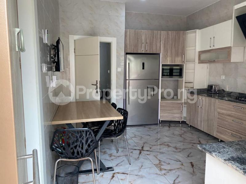 3 bedroom Detached Duplex for shortlet Conservation Road chevron Lekki Lagos - 8