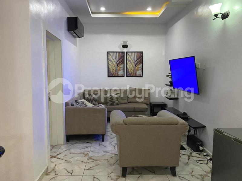 3 bedroom Detached Duplex for shortlet Conservation Road chevron Lekki Lagos - 12