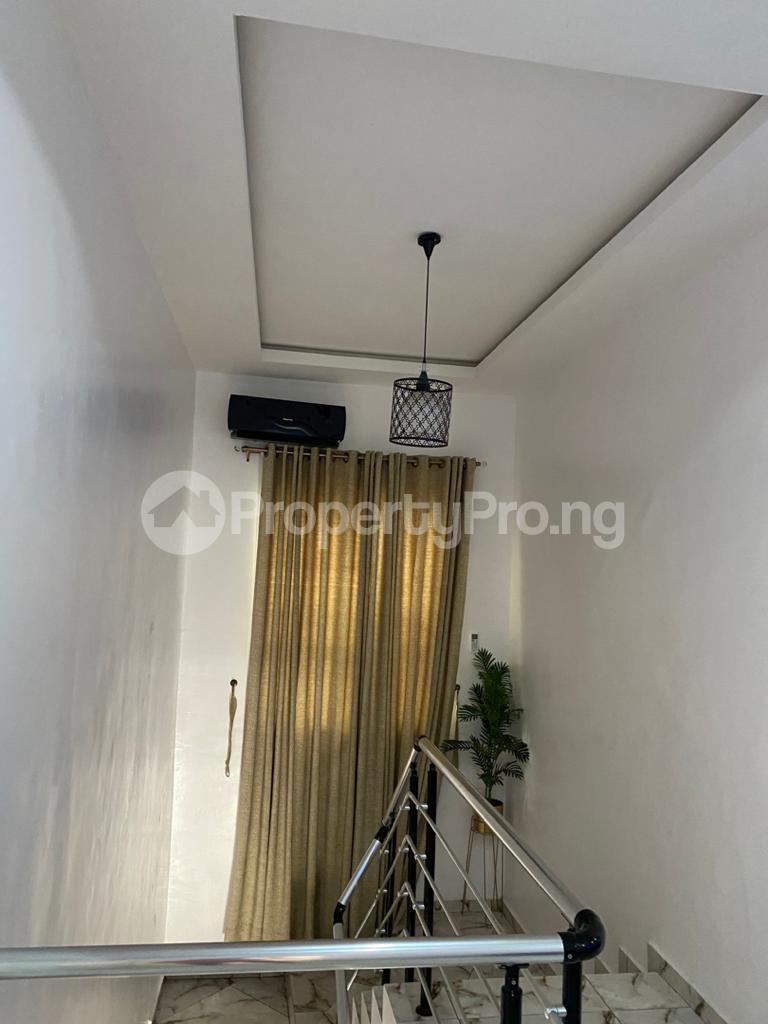 3 bedroom Detached Duplex for shortlet Conservation Road chevron Lekki Lagos - 10