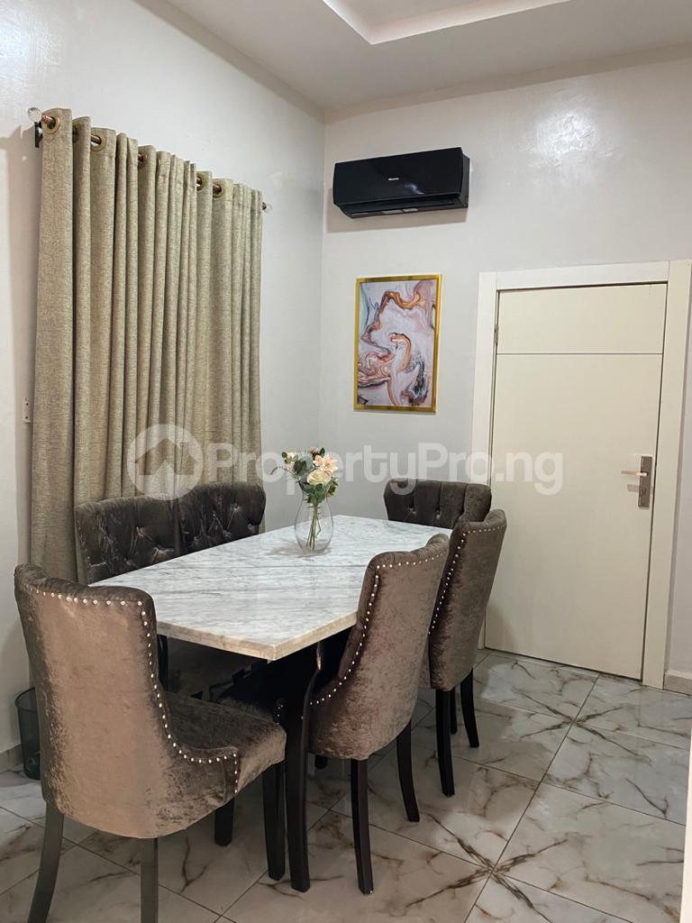 3 bedroom Detached Duplex for shortlet Conservation Road chevron Lekki Lagos - 11