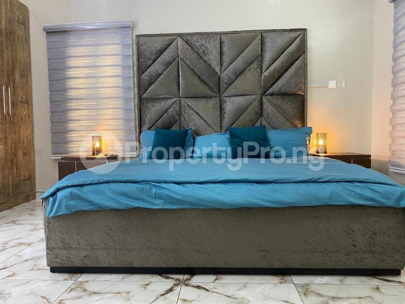 3 bedroom Detached Duplex for shortlet Conservation Road chevron Lekki Lagos - 4