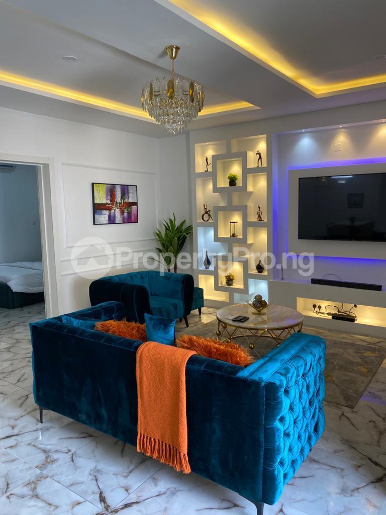 3 bedroom Detached Duplex for shortlet Conservation Road chevron Lekki Lagos - 5